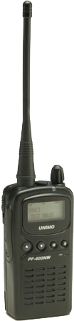 PF-400NW Portable Radio